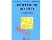 Kontrolní diktáty a pravopisná cvičení pro 2.3.4 a 5  ročník ZŠ